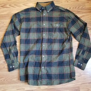 Rustic Ridge men's flannel shirt